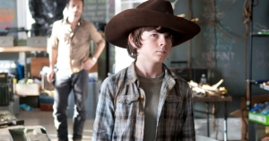 Chandler-Riggs-and-Andrew-Lincoln-in-The-Walking-Dead-Clear