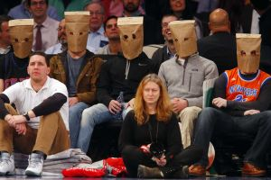 At this rate, any of these people might be on the Knicks squad in coming weeks.